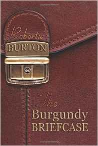 Burgundy Briefcase