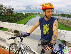 Joshua Brown bike